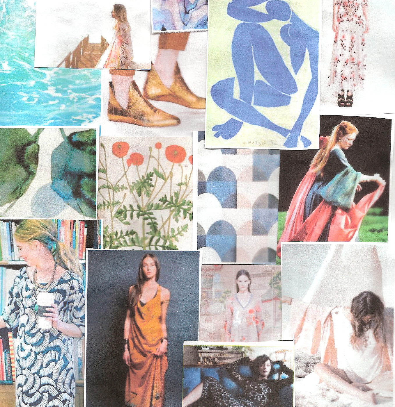Spring Sewing Plans 2015