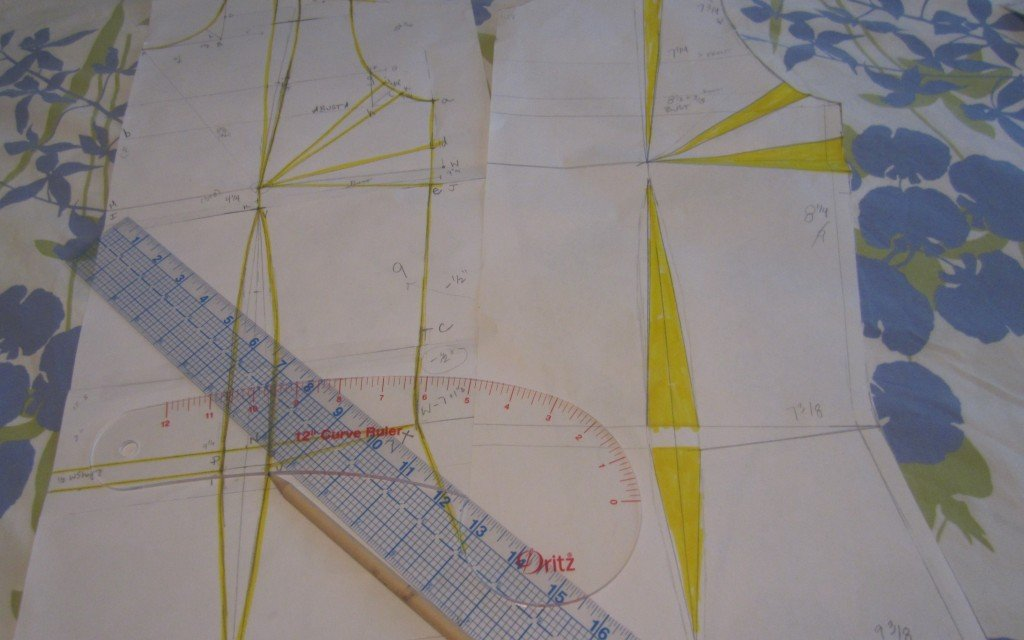 Patternmaking:Moulage and Sloper, Sew Pomona