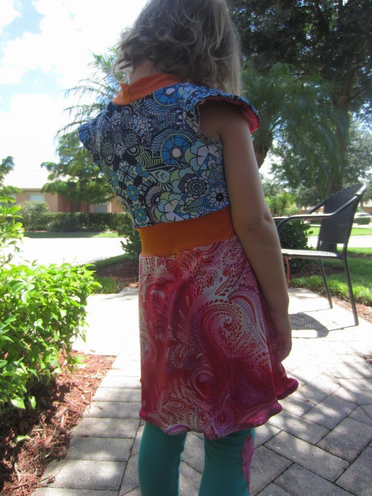 Kids Clothes Week- Summer 2015, Sew Pomona