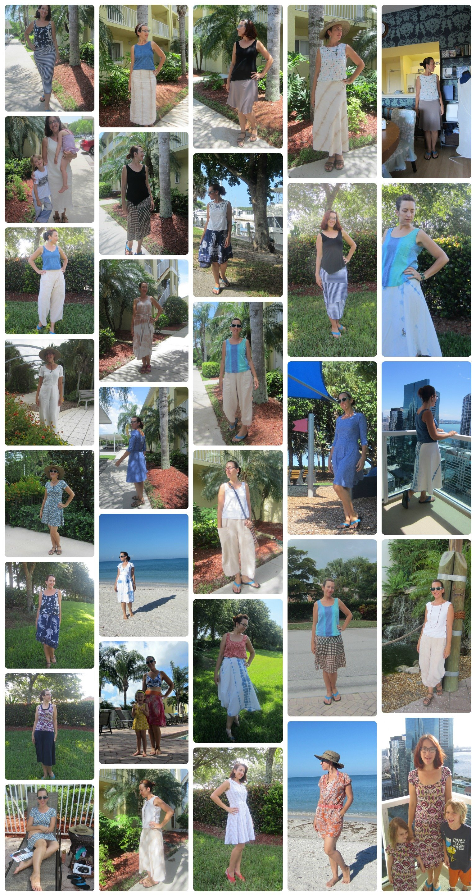 MeMadeMay 2015 What I Wore, Sew Pomona