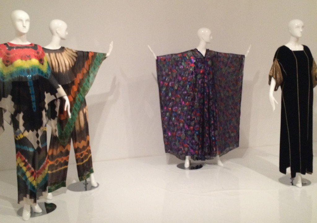 Fashioning the 70's Exhibit, Sew Pomona