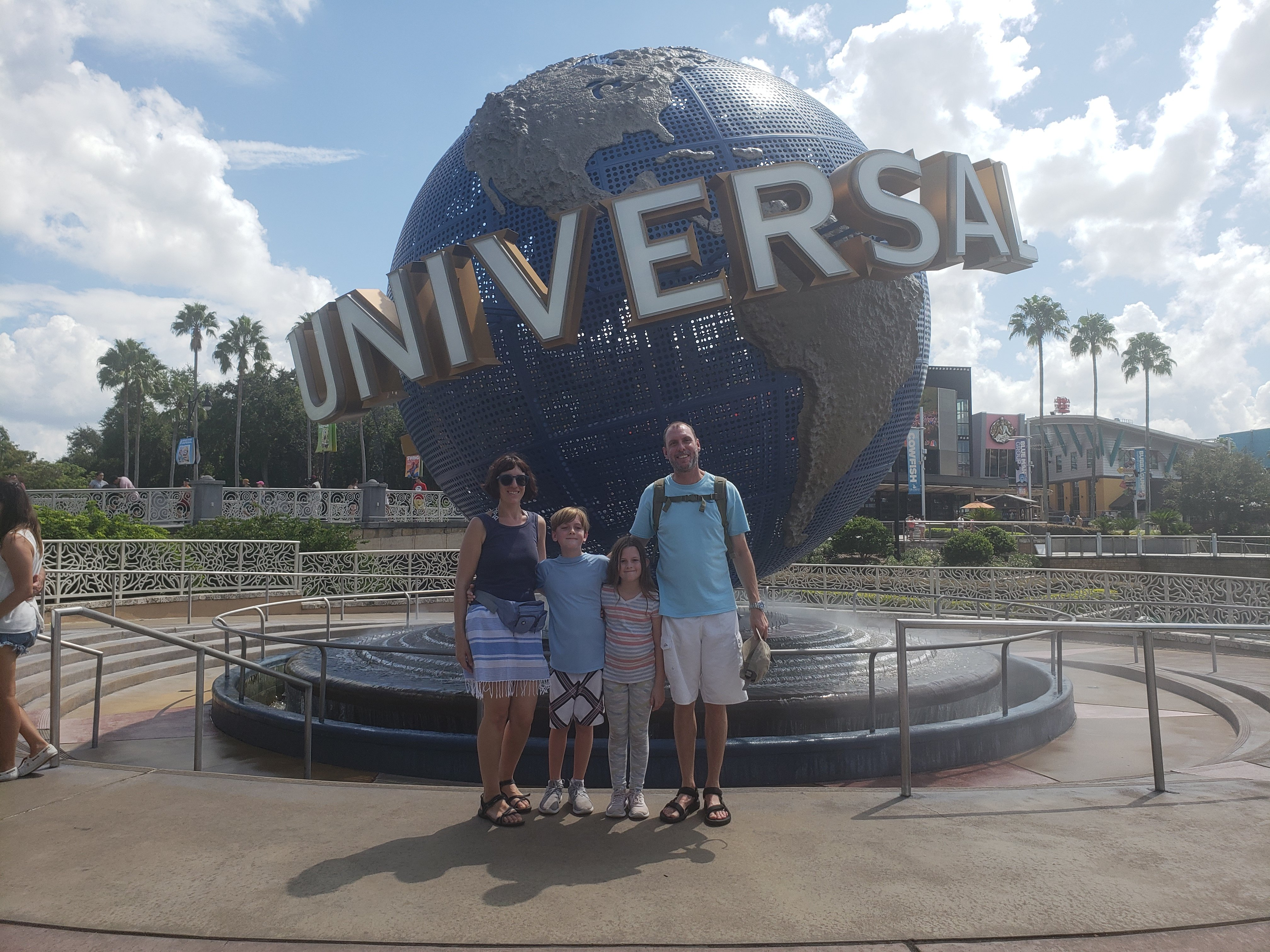 Were Just Back From A Whirlwind Family Reunion Vacation At Universal Orlando Perfect Trip Plus Lots Of New Makes Off Season So Hardly Any Waiting