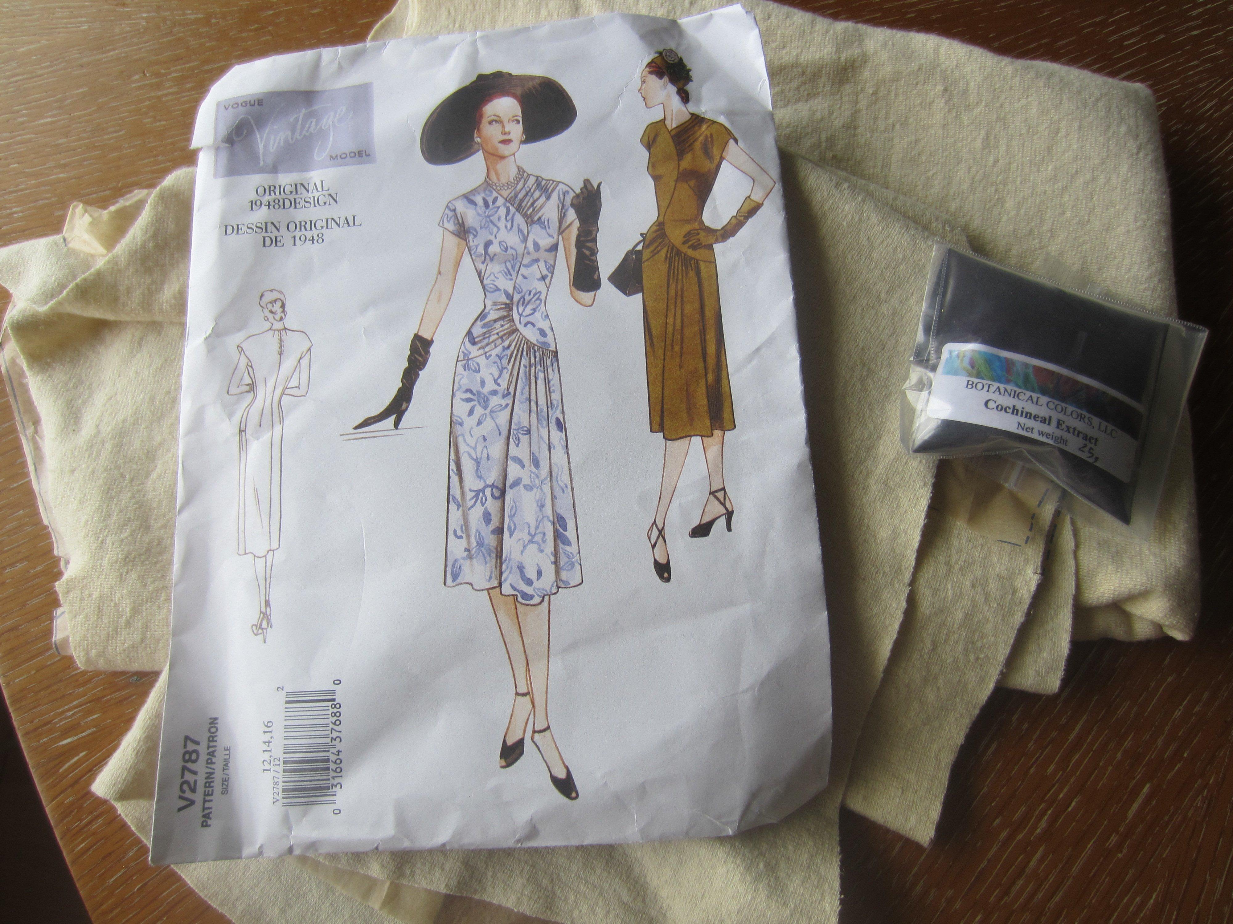 Fall Sewing-WIP- Sew Pomona