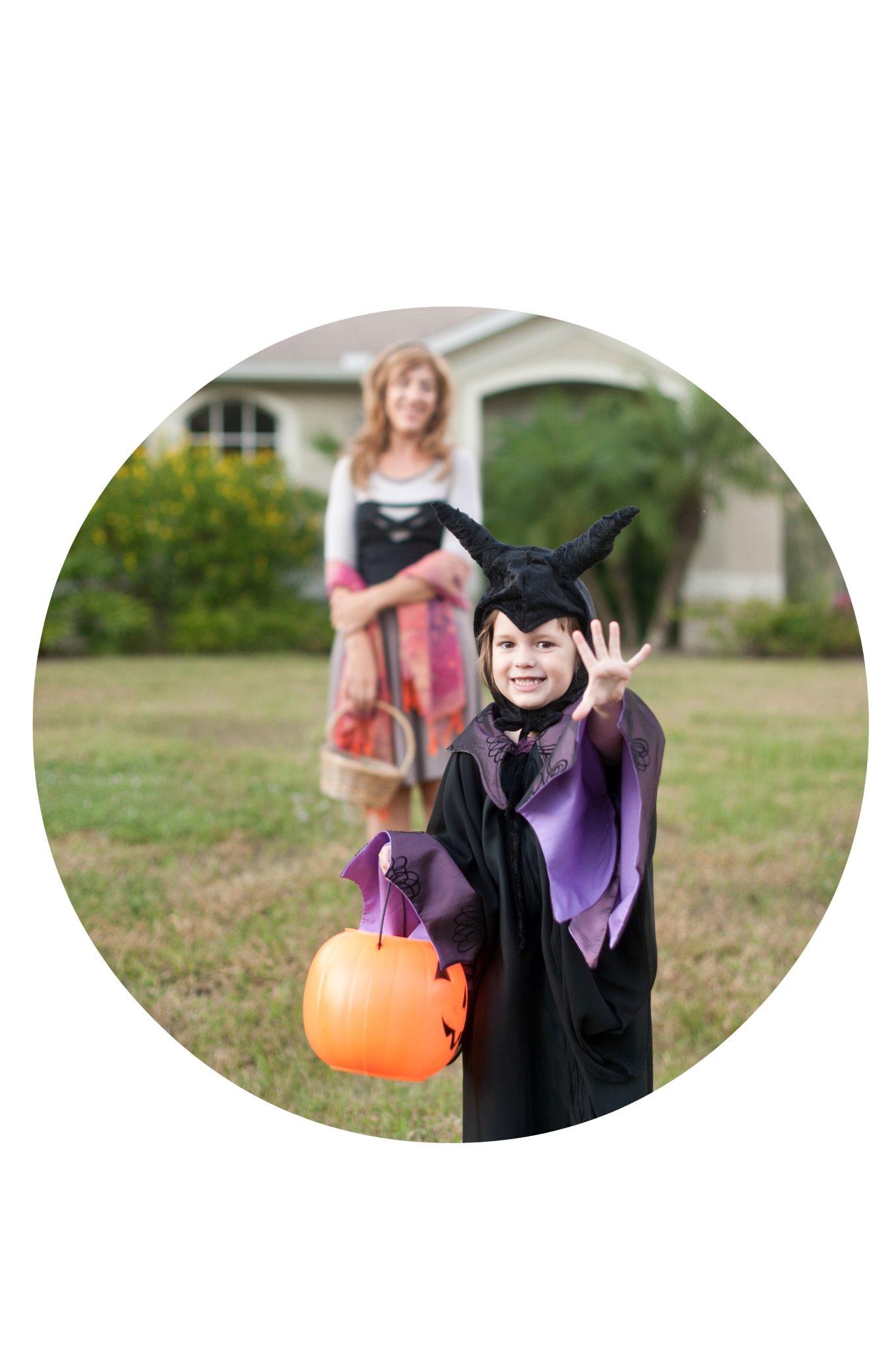 A Maleficent Halloween