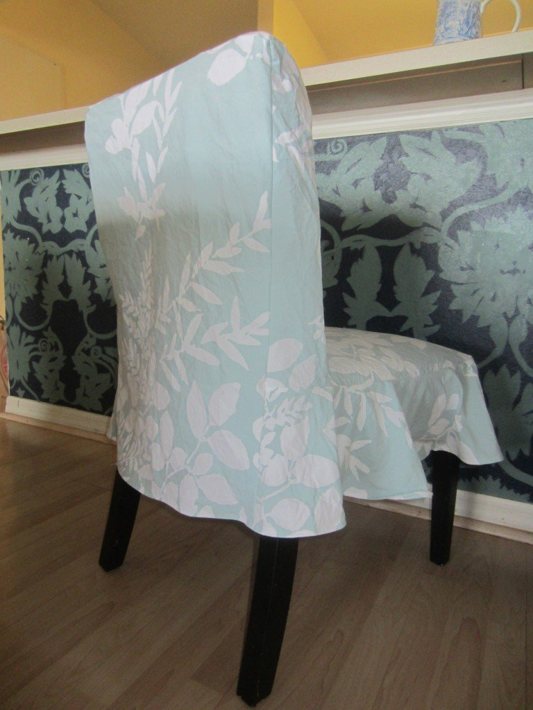 M4044 Parson Chair Covers, Sew Pomona