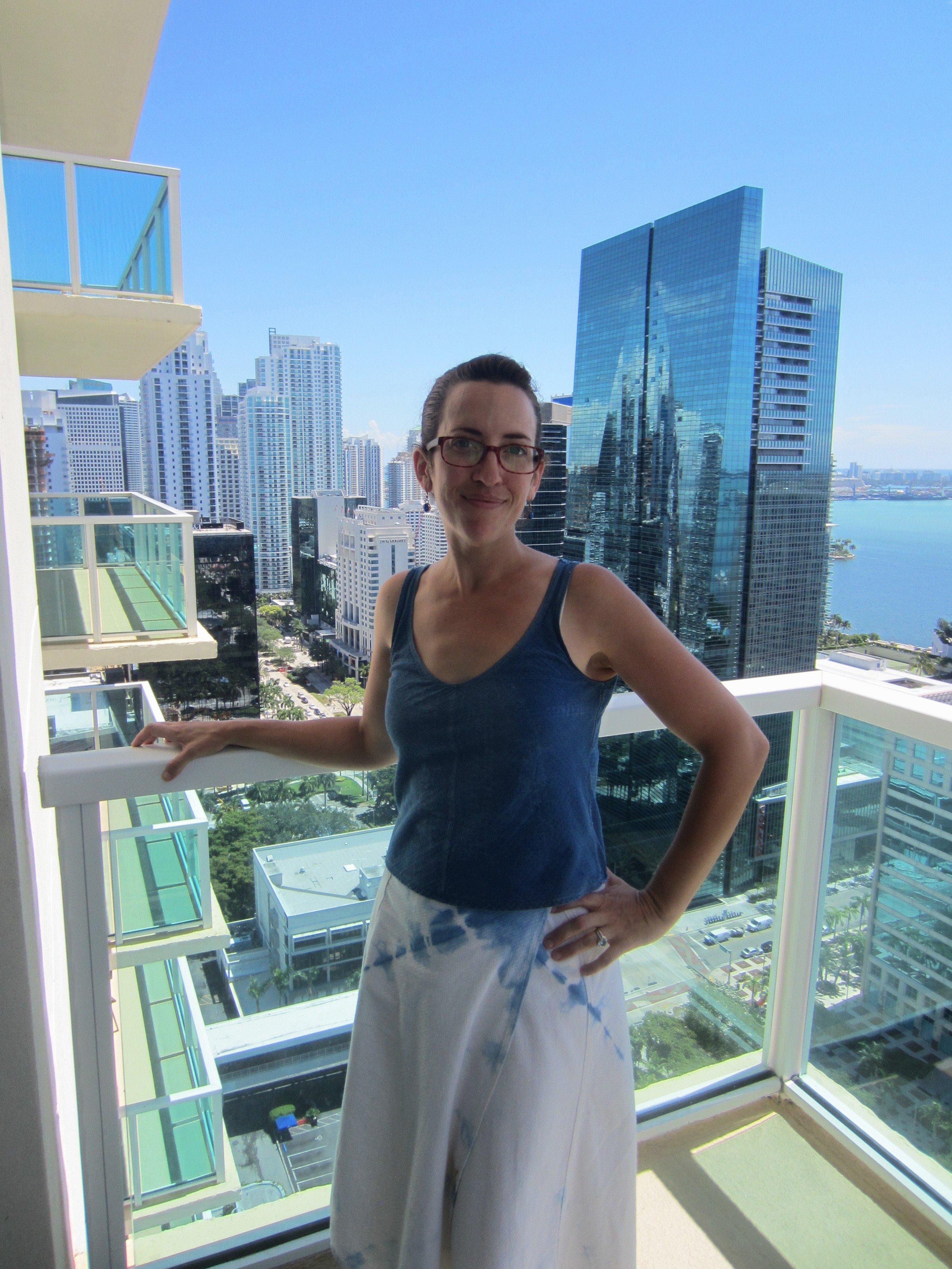 Me Made May 2015: Week 4 Naples + Miami