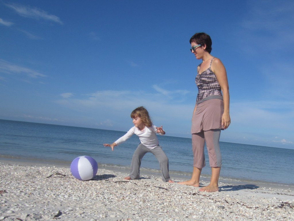 Mommy and Me Jalie 3022 Yoga Pants, Sew Pomona