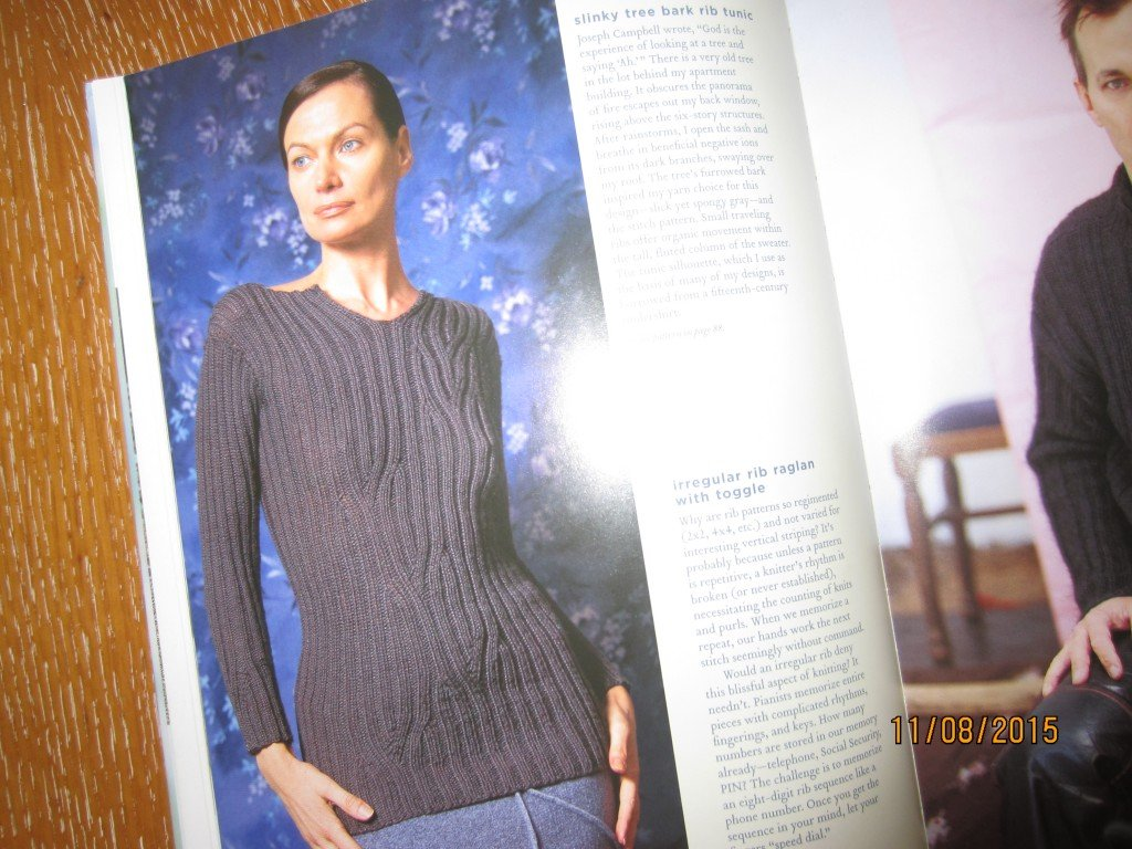 Slow Fashion October's Chuck Sweater-Naturally Dyed and Knitted, Sew Pomona