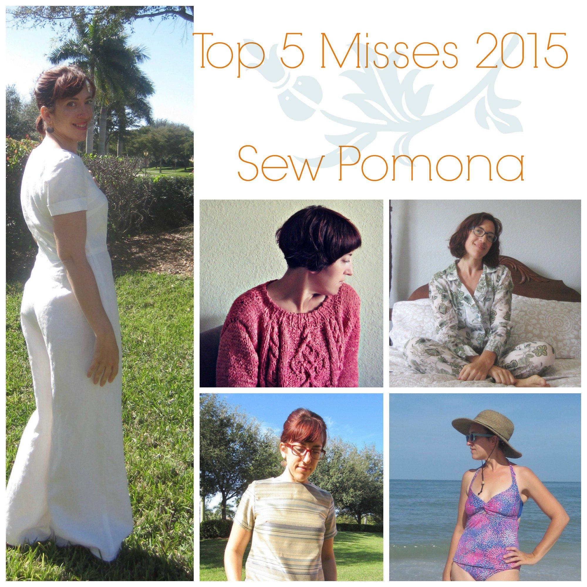Top 5 Misses 2015
