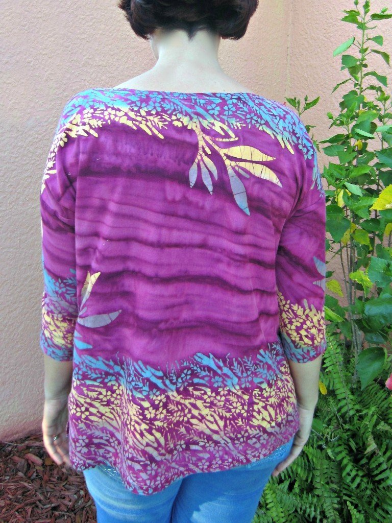 Last Makes of Winter: Mandy + Raglan Tees at Sew Pomona