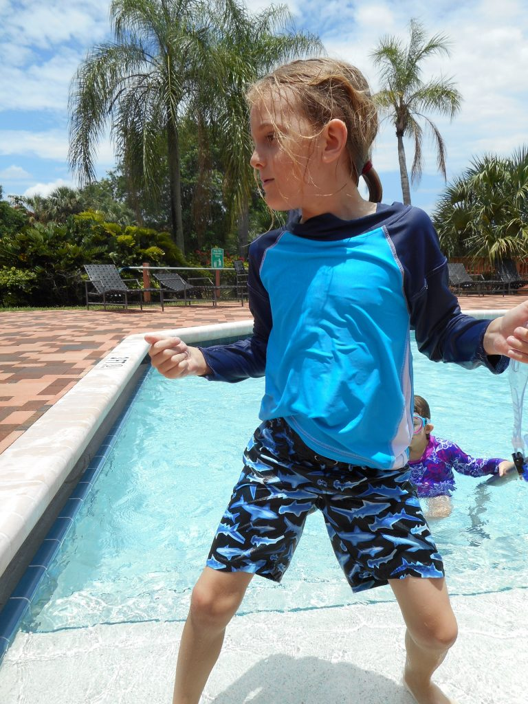 Summer Swimwear-Sewing for the Kids 2016, Sew Pomona Blog