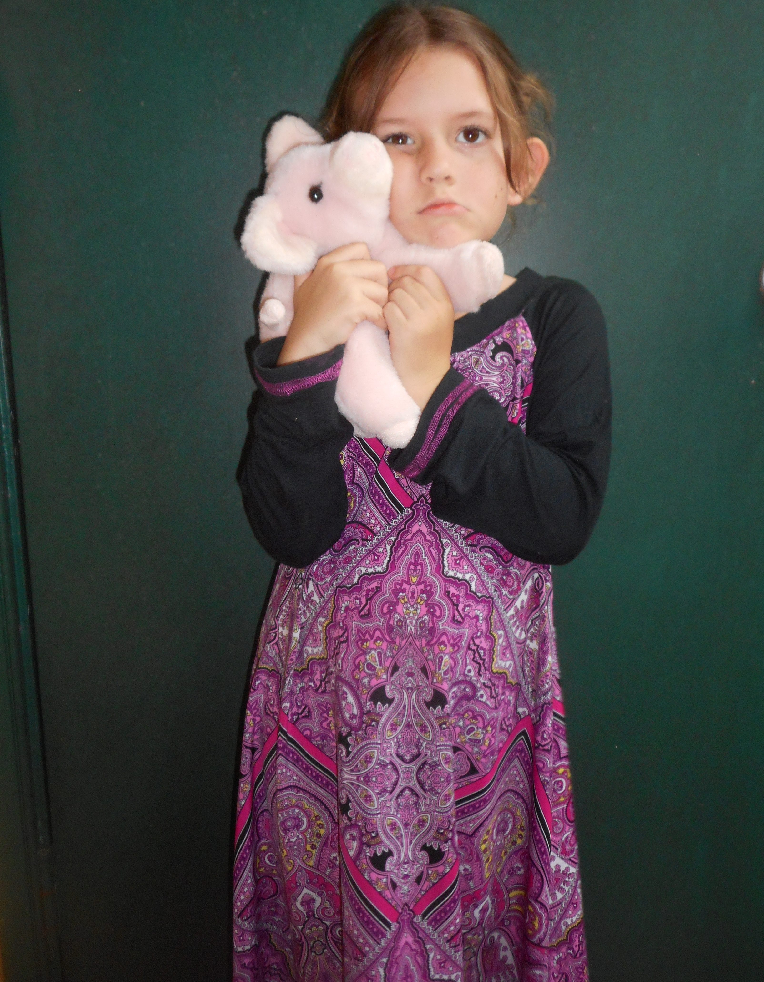 Refashioned PJ's for Ami: McCall's M5965