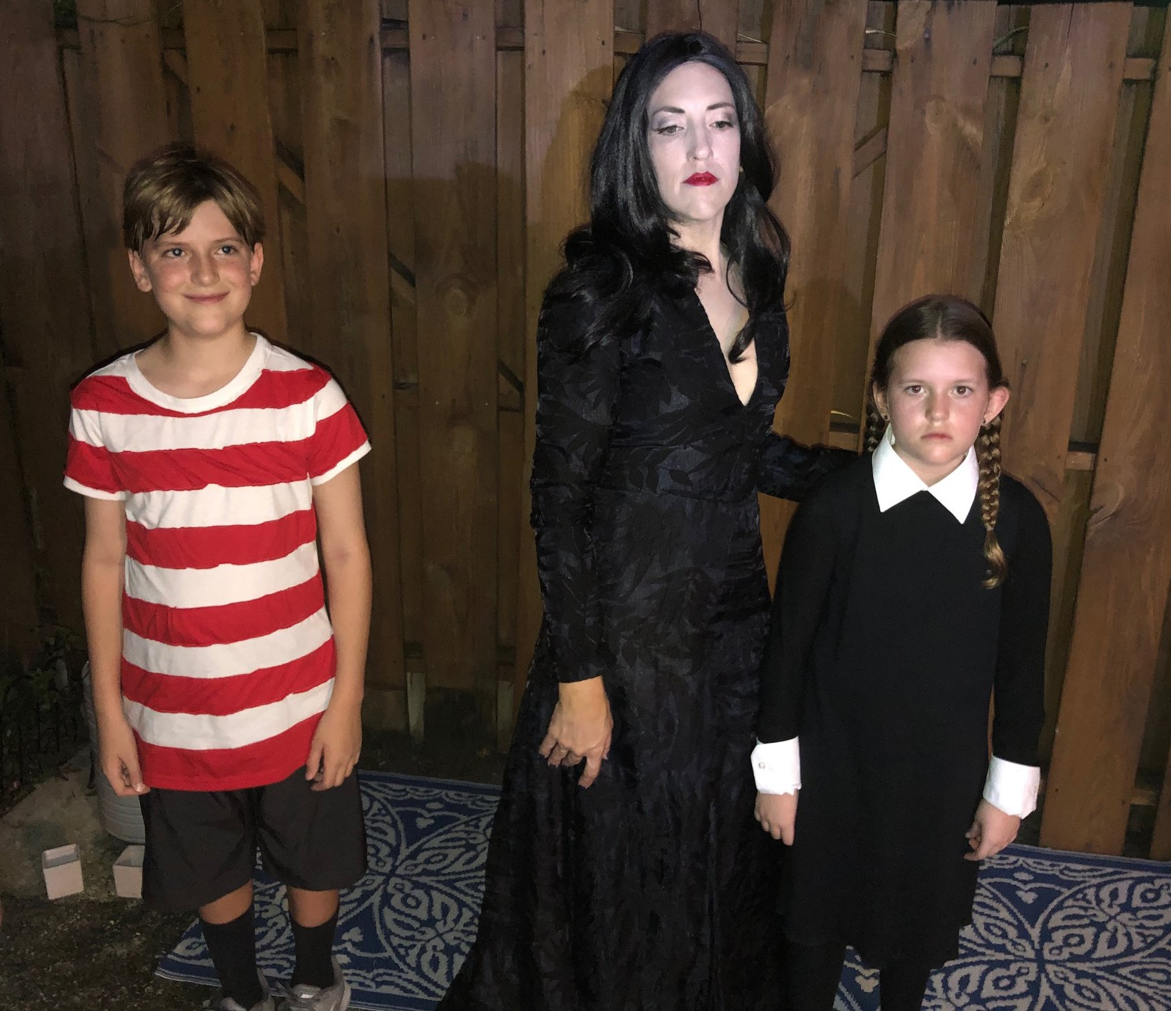 Halloween Sewing 2019- The Addams Family
