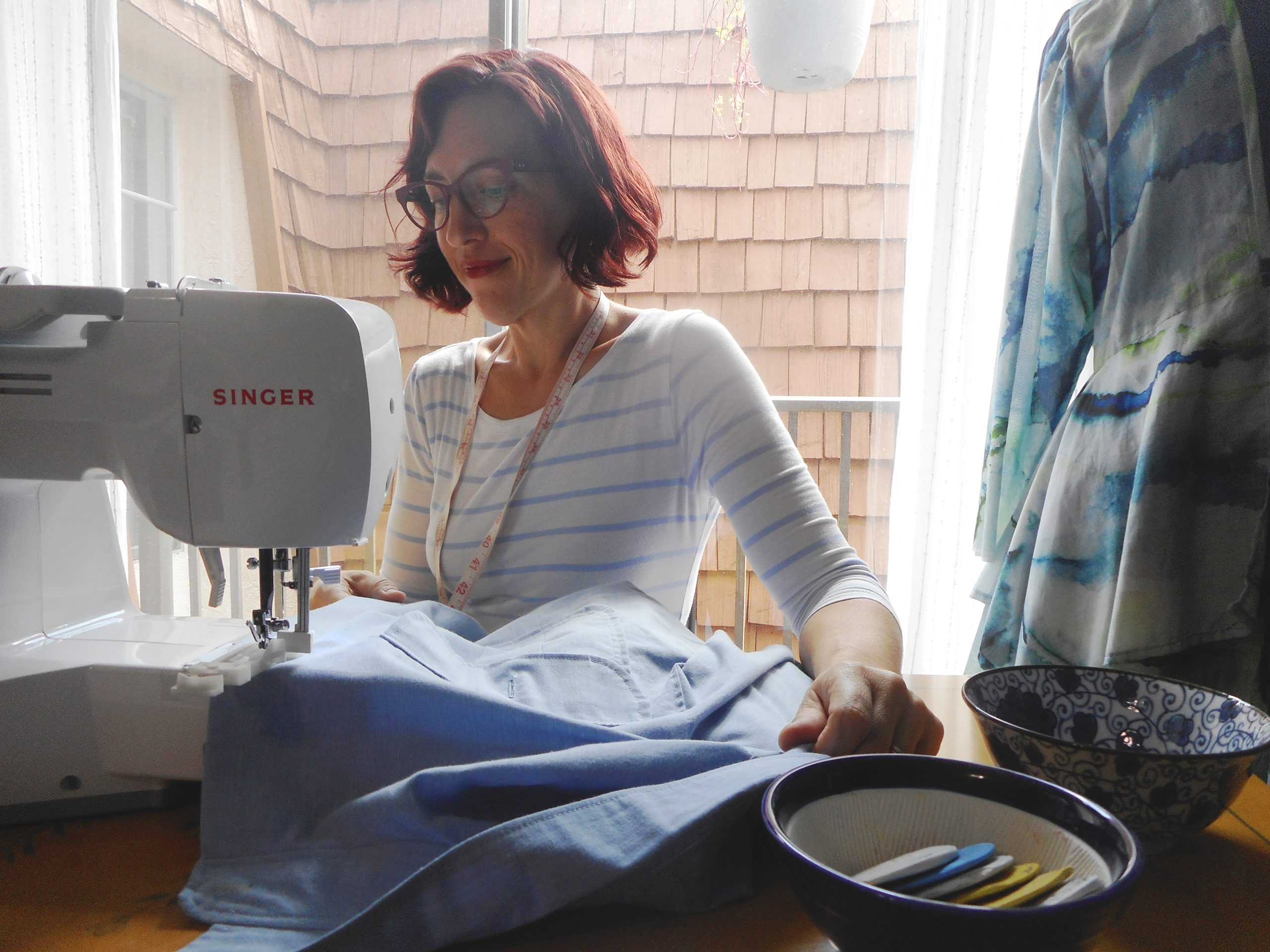 Earth Day & Sustainable Sewing