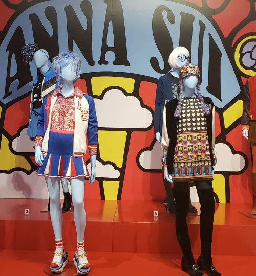 The World of Anna Sui Exhibit